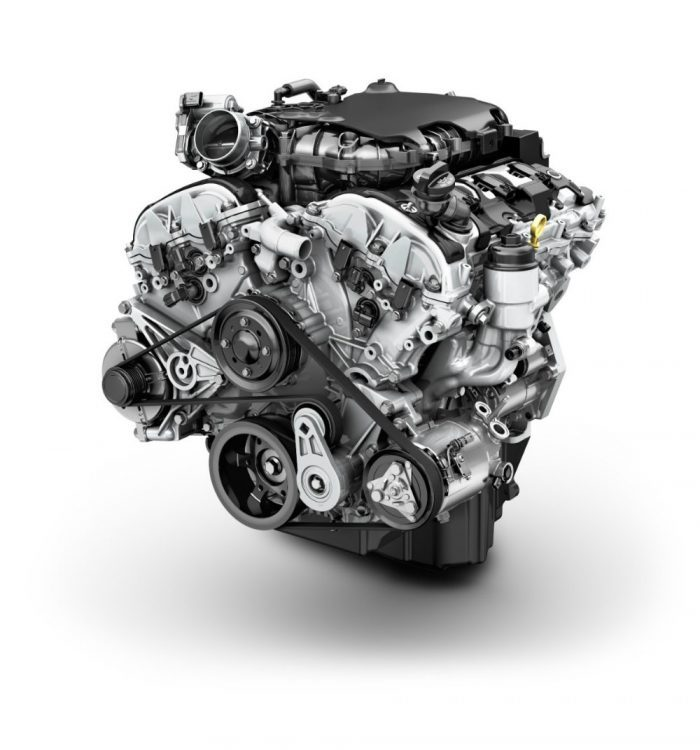 2016 Chevrolet Colorado 3.6L V6 Engine
