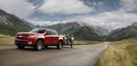 Chevy Colorado Capability Expanding for 2017