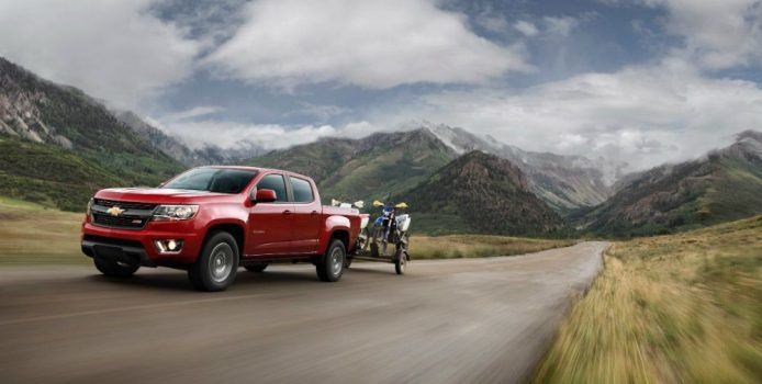 2016 Chevy Colorado Z71