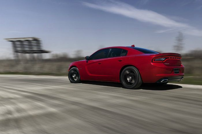 Perhaps Dodge Charger owners just love to drive a bit faster? Photo: FCA US LLC
