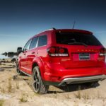 2016 Dodge Journey Crossroad Beach View