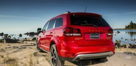 2016 Dodge Journey Crossroad Plus AWD Review