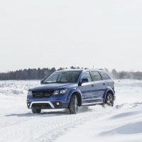 2016 Dodge Journey Crossroad Plus Snow Drive
