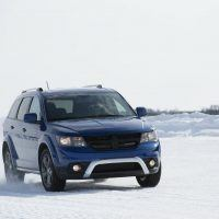 2016 Dodge Journey Crossroad Plus Winter Drive
