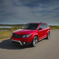 2016 Dodge Journey Crossroad Road Test