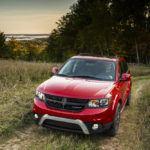 2016 Dodge Journey Crossroad Scenic Drive