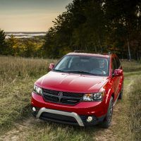 2016 Dodge Journey Crossroad Scenic Drive