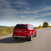 2016 Dodge Journey Crossroad Street Drive