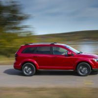 2016 Dodge Journey Crossroad Test Drive Passenger Side