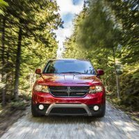 2016 Dodge Journey Crossroad Wooded Cruise