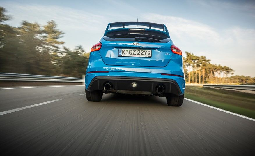 2016 Ford Focus RS 107
