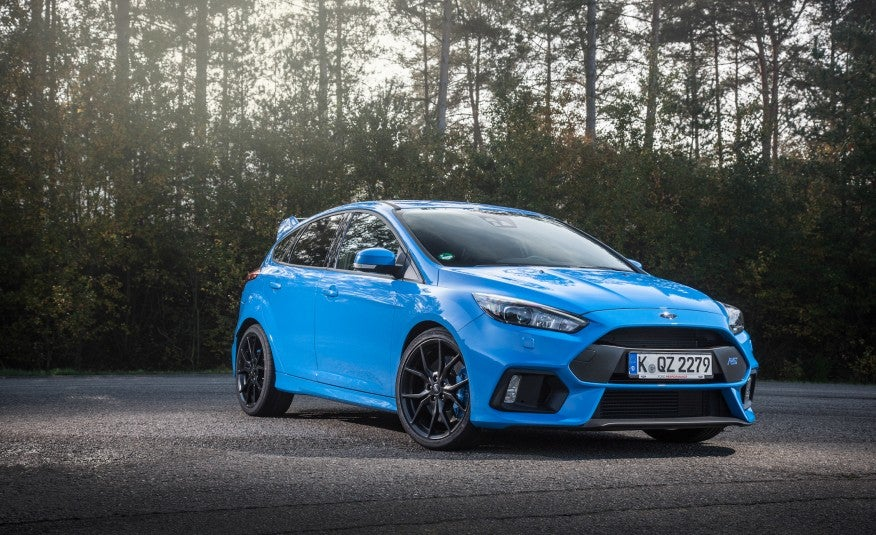 Mountune Kit Ramps Up Ford Focus RS Power