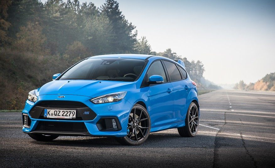 2016 Ford Focus RS 115