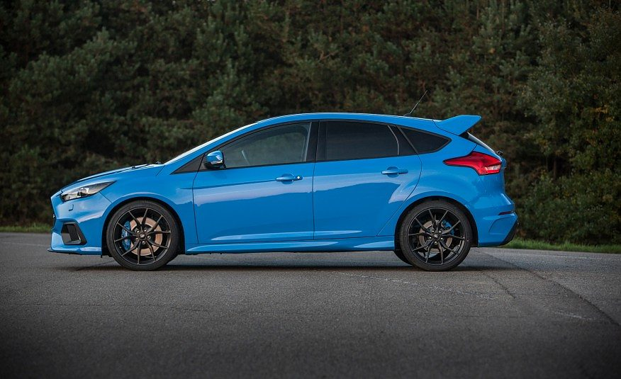 2016 Ford Focus RS 116
