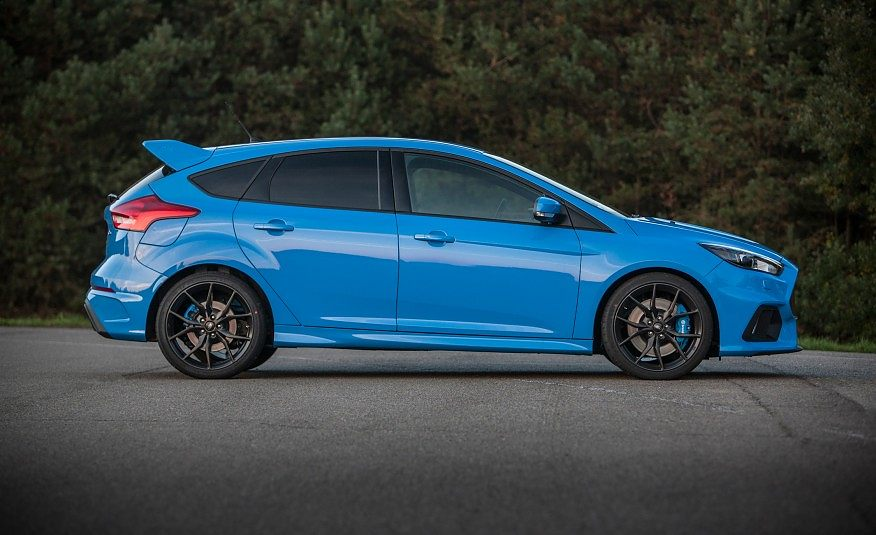 2016 Ford Focus RS 117