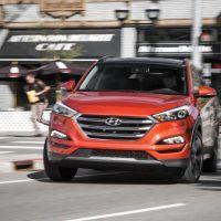 2017 Hyundai Tucson Front Fascia