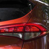 2017 Hyundai Tucson Taillight