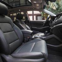 2017 Hyundai Tucson Front Seats
