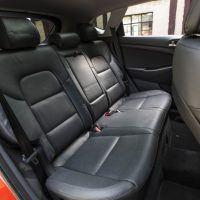 2017 Hyundai Tucson Rear Seats