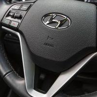 2017 Hyundai Tucson Steering Wheel