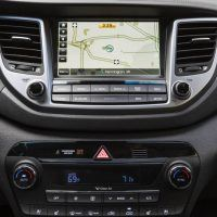2017 Hyundai Tucson Upper Center Console