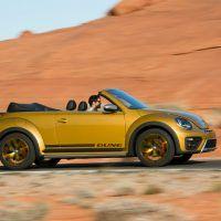 2016 Volkswagen Beetle Dune Desert Drive