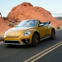 2016 Volkswagen Beetle Dune Desert Road