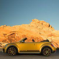 2016 Volkswagen Beetle Dune Driver's Side Profile