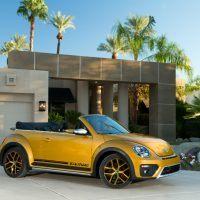 2016 Volkswagen Beetle Dune Driveway