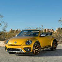 2016 Volkswagen Beetle Dune Front Profile
