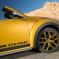 2016 Volkswagen Beetle Dune Passenger Side Profile