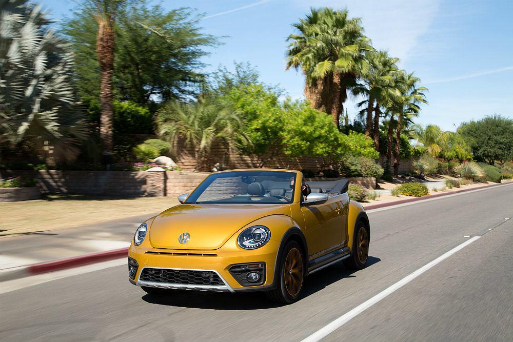 2016 Volkswagen Beetle Dune Street Drive