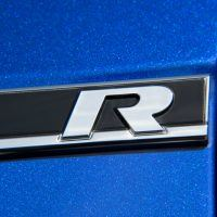 2016 Volkswagen Golf R Badge