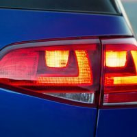 2016 Volkswagen Golf R Brake Light