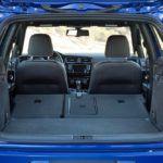2016 Volkswagen Golf R Cargo Capacity