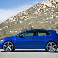 2016 Volkswagen Golf R Driver's Side Profile
