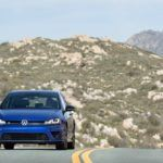 2016 Volkswagen Golf R Front View
