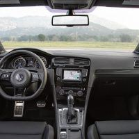 2016 Volkswagen Golf R Interior