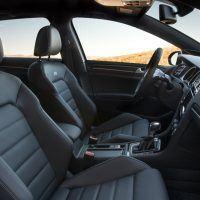 2016 Volkswagen Golf R Interior Passenger Side