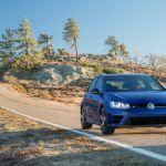 2016 Volkswagen Golf R Scenic Shot