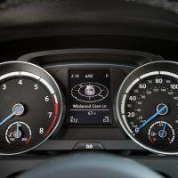 2016 Volkswagen Golf R Speedometer