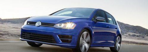 2016 Volkswagen Golf R Test Drive