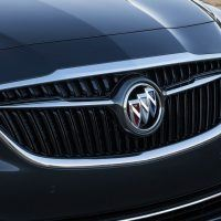 2017 Buick LaCrosse Grille with Tri-Shield Emblem