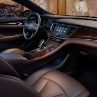 2017 Buick LaCrosse Center Console