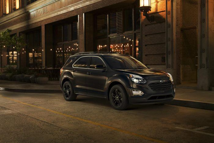 Chevy Targeting More Market Share With Special Edition