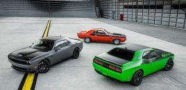 First Look: 2017 Dodge Challenger T/A