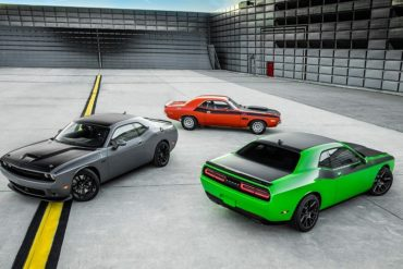 First Look: 2017 Dodge Challenger T/A 25