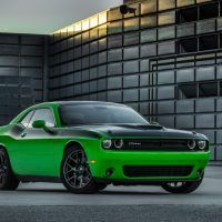 2017 Dodge Challenger T/A Right Front Three Quarters