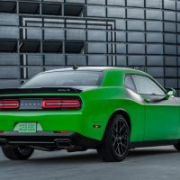2017 Dodge Challenger T/A Right Rear Three Quarters