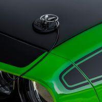2017 Dodge Challenger T/A Hood Pins